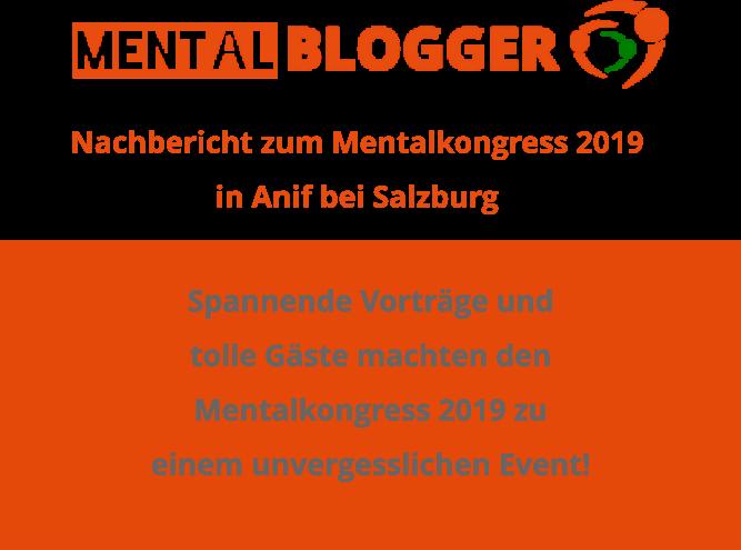 Nachbericht Mentalkongress 2019