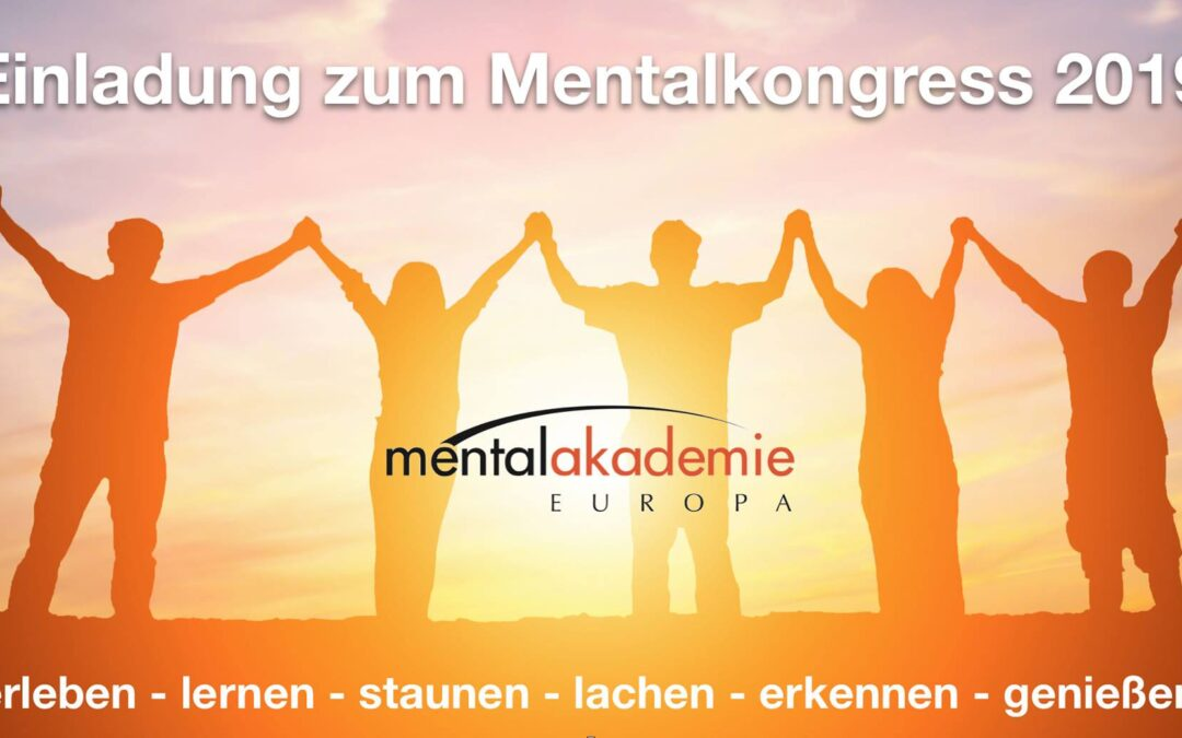 Mentaltrainerkongress 05.10.2019